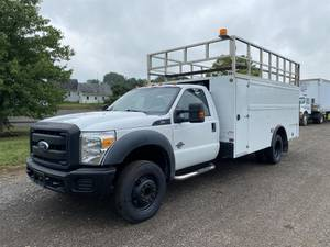 2012 Ford F-550 - Service Truck