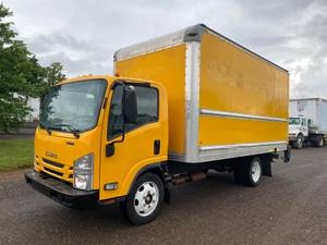 2018 Isuzu NPR - Box Truck