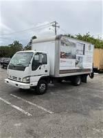 2006 Isuzu NPR - Box Van