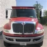 2015 International DURASTAR 4300 - Plow Truck