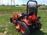 Kioti CX2510HST - Tractor