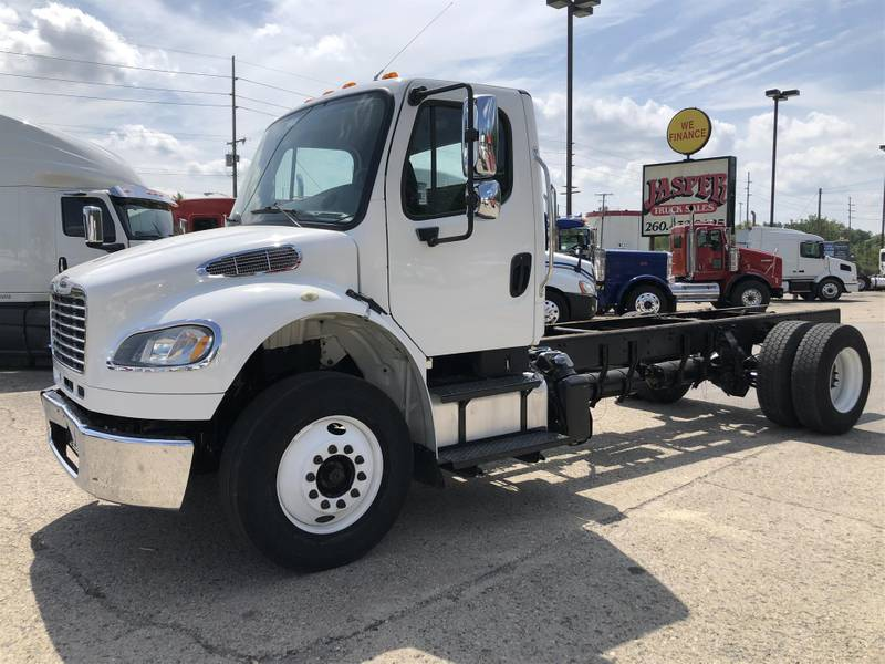 2014 Freightliner M2 Cab & Chassis