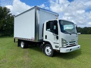2021 Isuzu NPR GAS HD - Box Truck