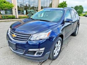 2017 Chevrolet Traverse - Sports Utility