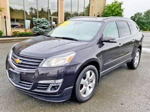2014 Chevrolet Traverse - Sports Utility