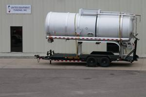 2013 Troxell Crude Oil Tanker - Oil Tank Trailer