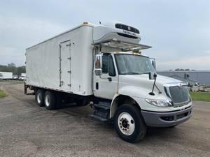 2018 International 4400 - Refrigerated Van