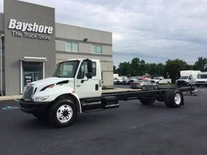 2007 International 4400 - Cab & Chassis