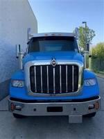 2022 International HX - Dump Truck