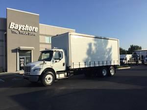 2015 Freightliner M2 - Box Truck