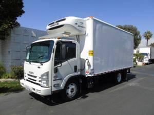 2019 ISUZU NPR XD 16'REEFE - Box Truck