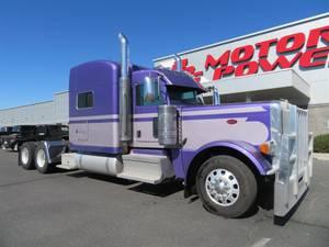 2020 Peterbilt 389 - Sleeper Truck