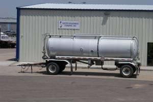 2009 Beal MC307 Crude Pup - Oil Tank Trailer