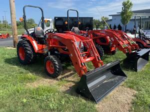 Kioti CK3510 HST - Tractor