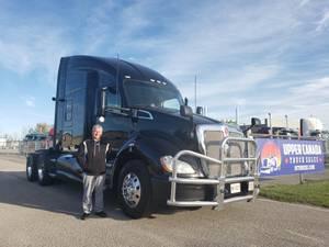 2021 Kenworth T680 - Sleeper Truck