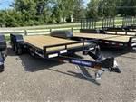2021 Sure-Trac ST8218TBE-B-140 - Tilt Bed Trailer