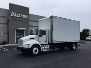 2017 Kenworth T270 - Box Truck