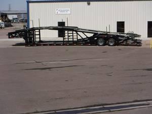 2022 Cottrell EZ5307XL - High Mount Car Carrier