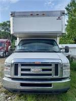2014 Ford E450 - Box Van