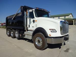 2019 International HX620 SBA - Dump Truck