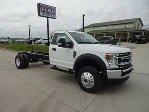 2022 Ford F600 XLT - Cab & Chassis