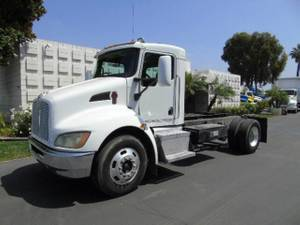 2009 Kenworth T270 C+C HYBRED - Cab & Chassis