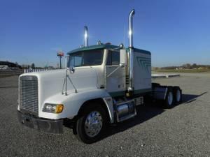 1991 Freightliner FLD-120= - Tractor