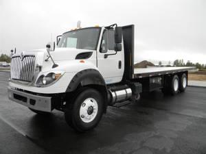 2015 International 7600 SBA - Flatbed