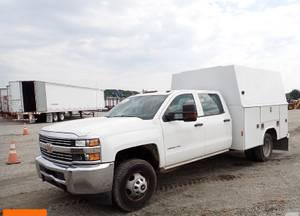 2016 Chevrolet 3500 - Utility Truck