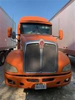 2009 Kenworth T660 - Sleeper Truck