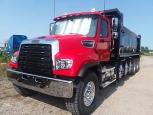 2021 Freightliner 114SD SEVERE DUTY - Dump Truck