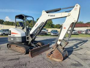 2019 Bobcat E42 - Mini Excavator