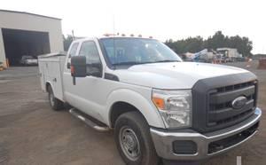 2014 Ford F250 - Utility Truck
