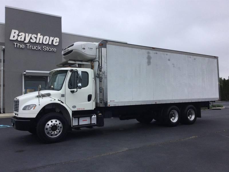 2015 Freightliner M2 Box Truck