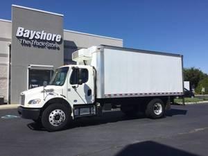 2016 Freightliner M2 - Refrigerated Van