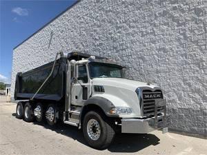 2018 Mack GRANITE GU813 - Dump Truck