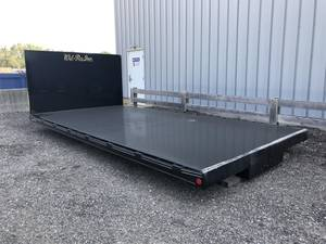 2021 Wil-Ro 14' Flatbed - Flatbed
