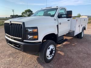 2021 International CV515 - Service Truck