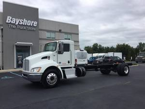 2018 Kenworth T270 - Cab & Chassis