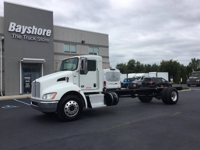 2018 Kenworth T270 Cab & Chassis