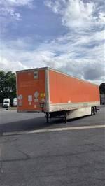 2011 Wabash Van - Dry Van