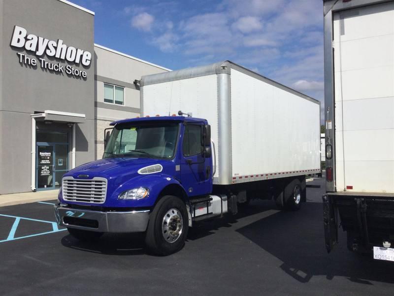 2017 Freightliner M2 Box Truck