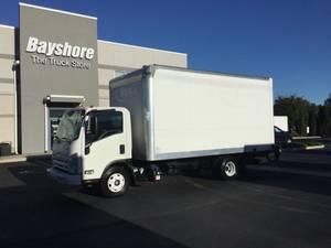 2015 Isuzu NPR HD - Box Truck