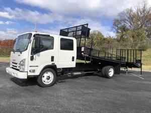 2023 Isuzu NPR HD (4) Door - Box Truck