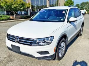 2020 Volkswagen Tiguan - Sports Utility