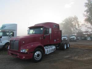 2007 International 9400i - Tractor