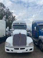 2012 Kenworth T660 - Sleeper Truck
