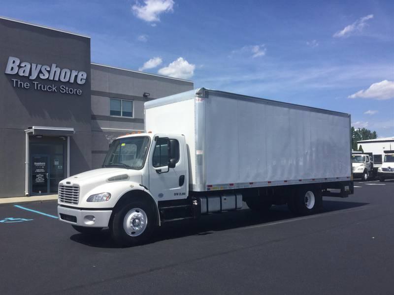 2016 Freightliner M2 Box Truck