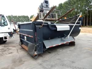 14' Kybato Quick Change Box - Dump Truck