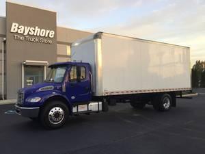 2019 Freightliner M2 - Box Truck